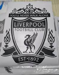 Big Liverpool Fc Wall Vinyl Decal Die Cut Furniture Home Decor Others On Carousell
