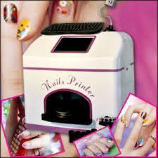 oh finally a nail art printer
