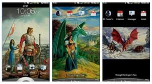 larry elmore wallpaper apps for