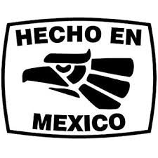 Amazon Com Ni716 Mexican Eagle Car Decal 5 5 Inches Wide Premium Quality White Vinyl Decal Automotive