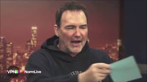 Adam Eget learns from Norm Macdonald - YouTube