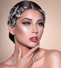 bridal makeup for arab brides arabia