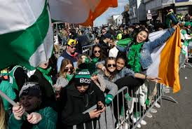 St. Patrick's Day Parade In Boston ...