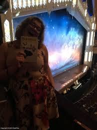 eugene o neill theatre mezzanine view