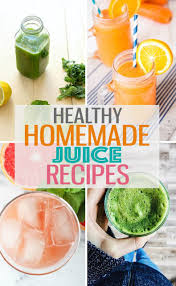 juicing recipes for health and wellness