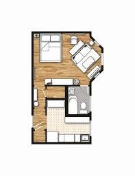 studio apartment floor plans best of
