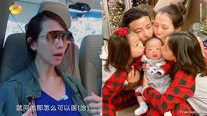 Ada Choi Was Cured Of Rare Spine Disease After Getting Pregnant With Her  Eldest Daughter