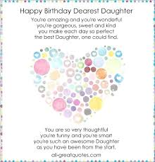 happy birthday daughter quotes best birthday quotes for