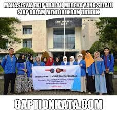 √ caption mahasiswa fkip gambar dp bbm quotes bijak buat calon