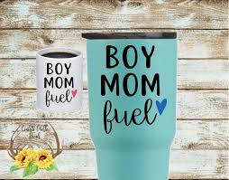 Mom Cup Decals