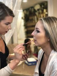 bridal hair and makeup luxe salon spa