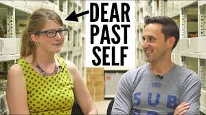 🔬🐠 TheBrainScoop's Emily Graslie—Dear Past Self - YouTube
