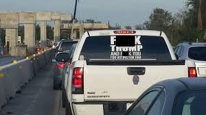 Anti Trump Decal Texas Sheriff Sparks Free Speech Debate Cnn