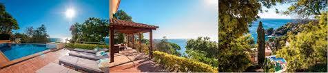 location vacances villas costa brava