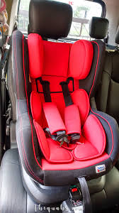 baby car seats isofix vs seat belt