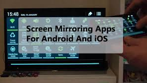 best screen mirroring apps for android