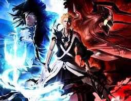 bleach anime wallpaper hollow ichigo