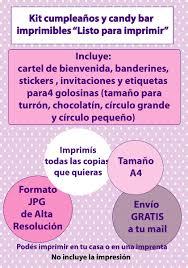 Verano Playa Pileta Kit Imprimible Envio Digital 299 00 En