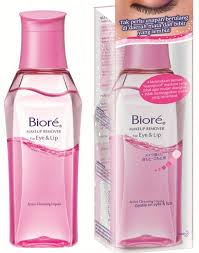 biore makeup remover for eye lip review