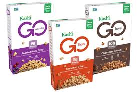 kashi packaging redesign expands into