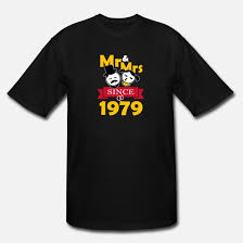 40th wedding anniversary t shirt men s