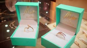 visit to tanishq mia collection
