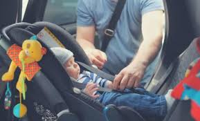 california car seat law update how to