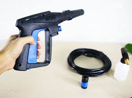 Máy rửa xe ô tô phun áp lực cao Jakcop Thụy Điển APW-JK-90P công suất 1500W  - Hàng chính hãng, bảo hành 18 tháng