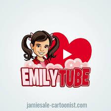cartoon logo you cartoonist for hire