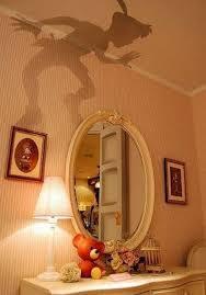 Fun Kid Room Idea Peter Pan S Shadow Home Peter Pan Shadow House