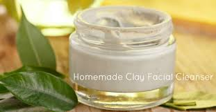 homemade clay cleanser recipe