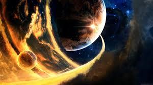 digital planet wallpapers