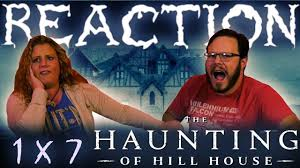 The Haunting of Hill House 1x7 REACTION ...