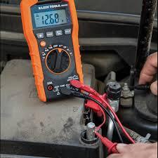 digital multimeter auto ranging 600v