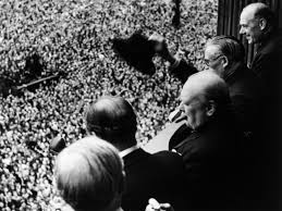 Winston Churchill VE Day speech: Read ...