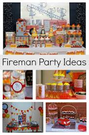 Easy Fireman Party Ideas That Will Excite The Kids