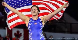 Olympic Wrestling Profile: Adeline Gray 75 KG - The Open Mat