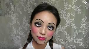 creepy cute skeleton makeup saubhaya