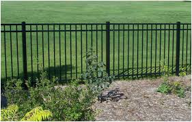 Aluminum Fence Panels For Perimeter Security Fencing