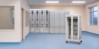 endoscopy carts cal storage