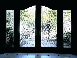 transom windows stained glass window