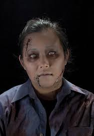 graftobian zombie makeup kit
