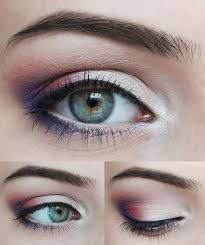 how to do cool eye makeup designs