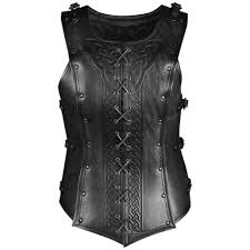 female leather armour womens leather