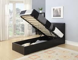 birlea berlin ottoman bed frame in