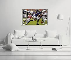 Nfl Tampa Bay Buccaneers Vs Baltimore Ravens Wall Decal Egraphicstore