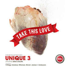 Unique 3 Featuring Adele Collins - Take This Love (2010, 320 kbps, File)    Discogs