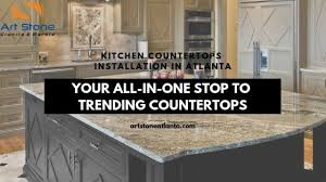 countertops installation in atlanta