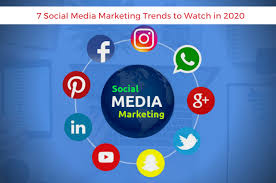 7 Social Media Marketing Trends to Watch in 2020
