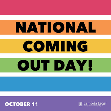 30 years in, National Coming Out Day is as important as ever | by Sharon  McGowan | Lambda Legal